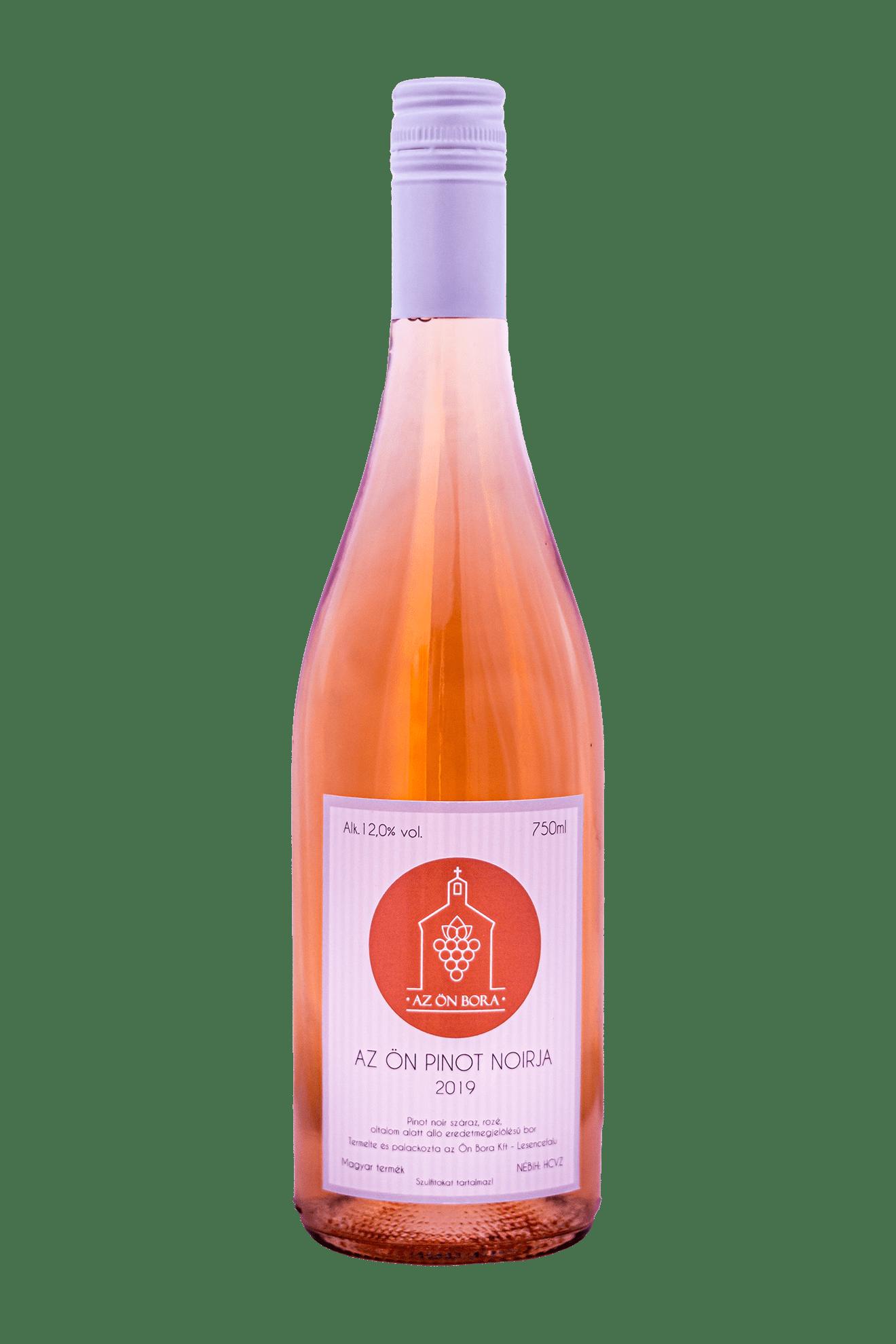 Az Ön Pinot Noirja Rose bor