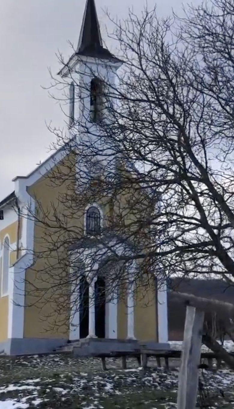 Szűz Mária Kápolna Lesence