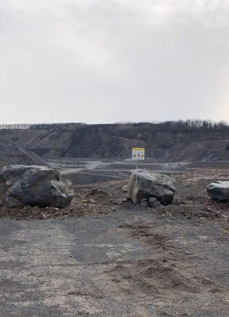 Uzsoki kolostor és bazalt bánya